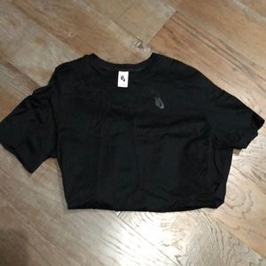Men's XL Nike black shirt